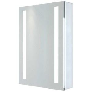 RAK Sagittarius 500x700mm Illuminated Mirrored Bluetooth Cabinet