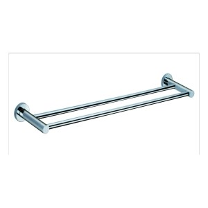 RAK Sphere Double Towel Rail