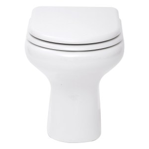 RAK Compact Back-to-Wall Toilet with Standard Seat