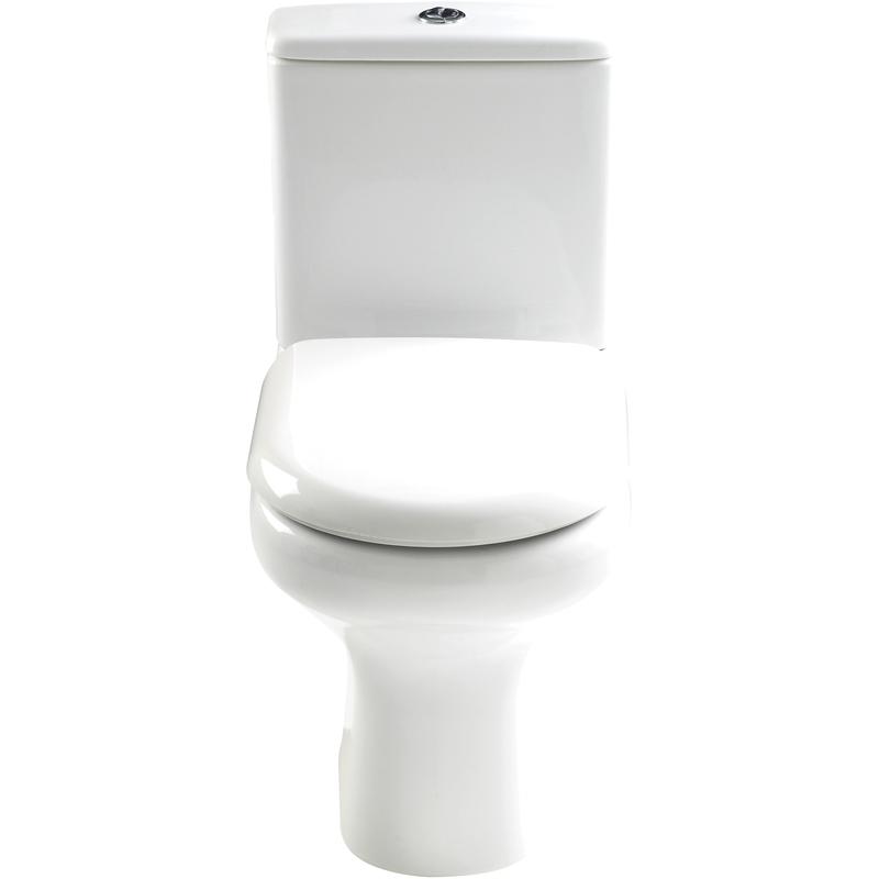 RAK Compact WC Pan
