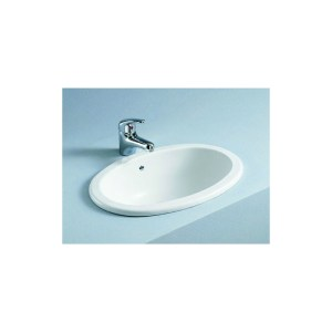 RAK Lily 465mm Over Counter Basin