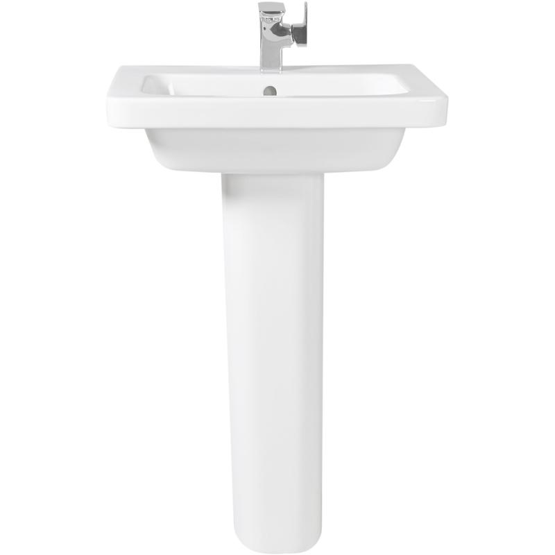 RAK Resort Slimline Pedestal for 450/500mm Basin