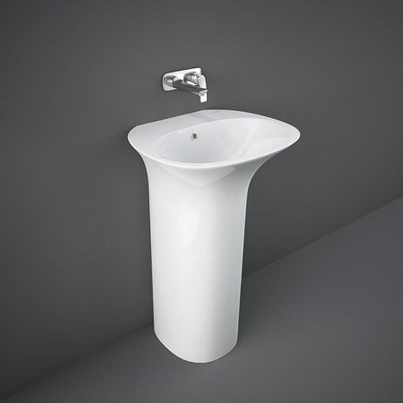 RAK Sensation Free Standing Wash Basin No Tap Hole