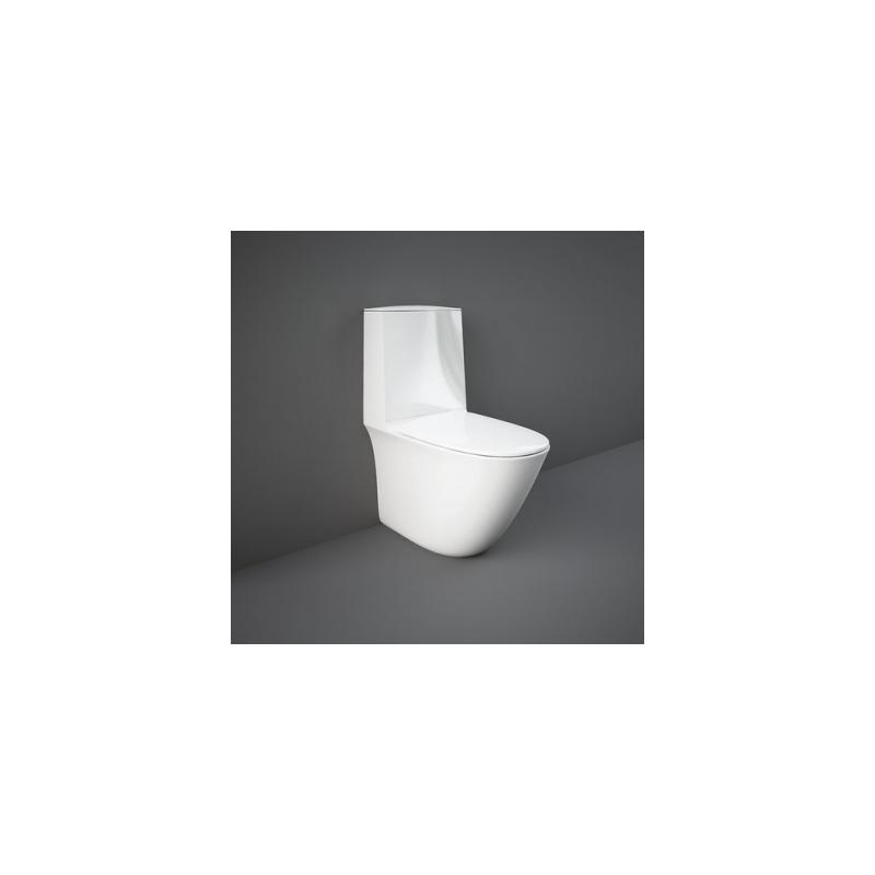 RAK Sensation Touchless Flush Close Coupled Cistern (Bottom Inlet)