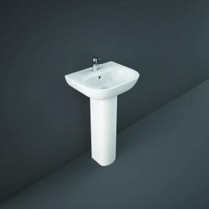 RAK Tonique 45cm Basin 1 Taphole