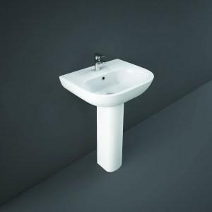 RAK Tonique 55cm Basin 1 Taphole