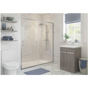 RefleXion Classix Framed 1000mm Sliding Shower Door