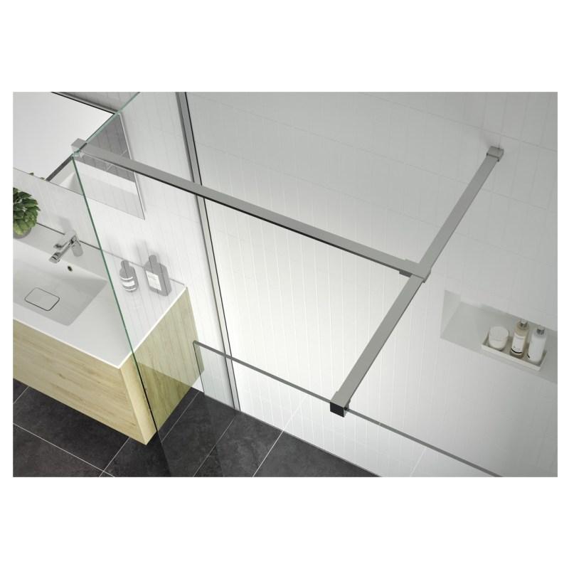 Reflexion Iconix 1000mm Wetroom Panel & 300mm Rotatable Panel