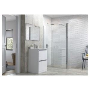 Reflexion Flex 900mm Wetroom Panel & 300mm Rotatable Panel