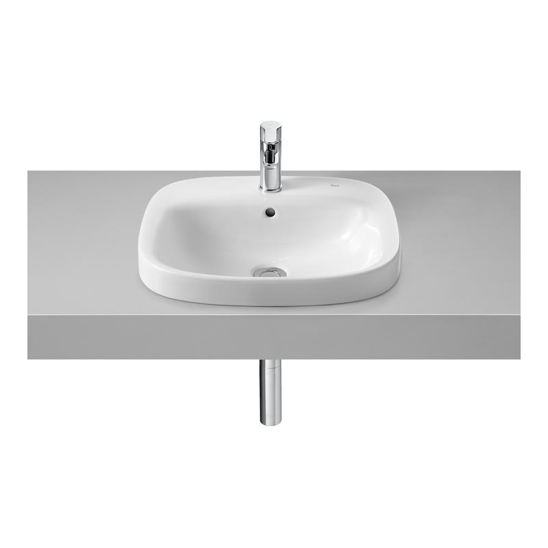 Roca Debba In-Countertop Washbasin 500 x 410mm