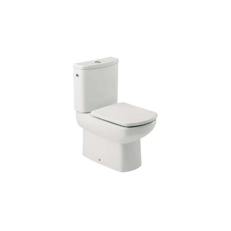 Roca Senso Compact Close-Coupled WC Pan Only Back-To-Wall