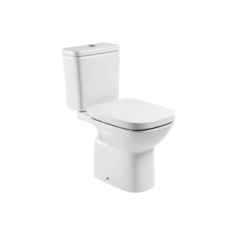 Roca Debba Close-Coupled Open Back Eco WC Pan Only