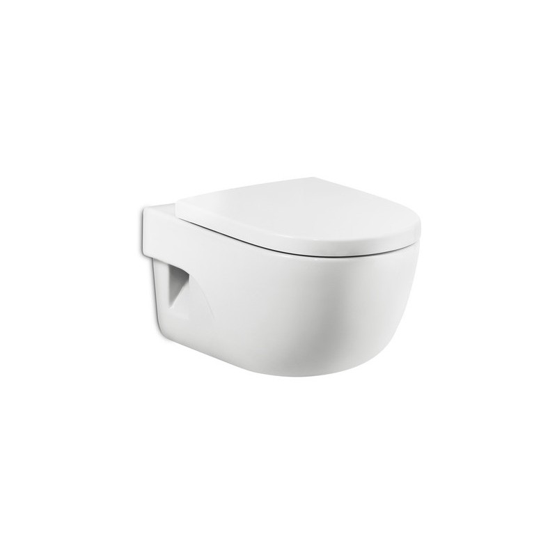 Roca Meridian-N Wall-Hung WC Pan Only