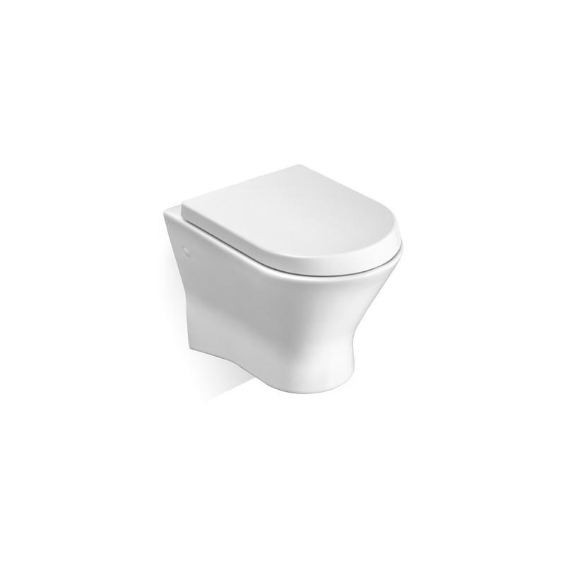 Roca Nexo Wall Hung WC Pan White