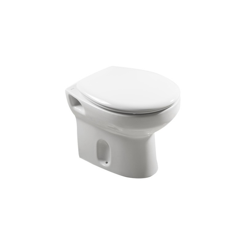 Roca Laura Back-To-Wall WC Pan Only