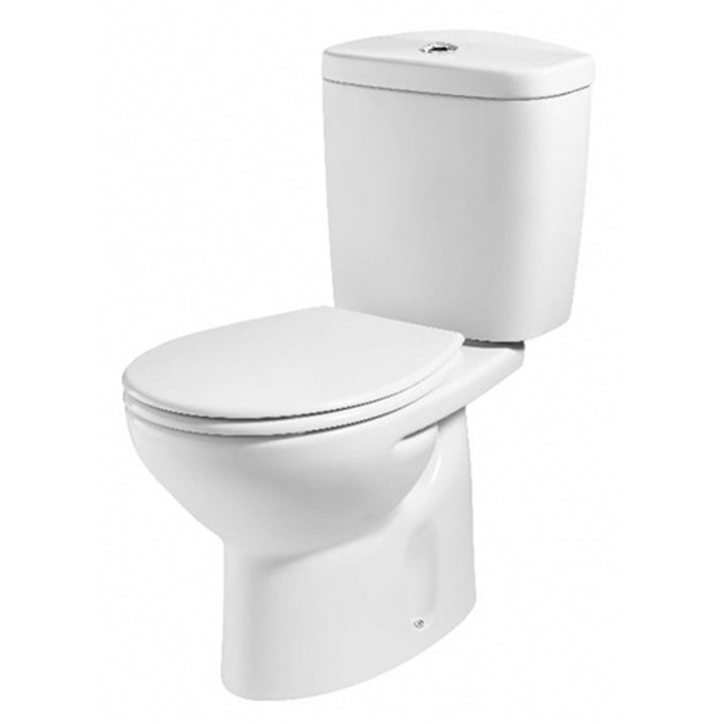 Roca Laura Close Coupled Toilet Pack