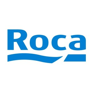 Roca Swing Integral Fixing Bath Grips Pair
