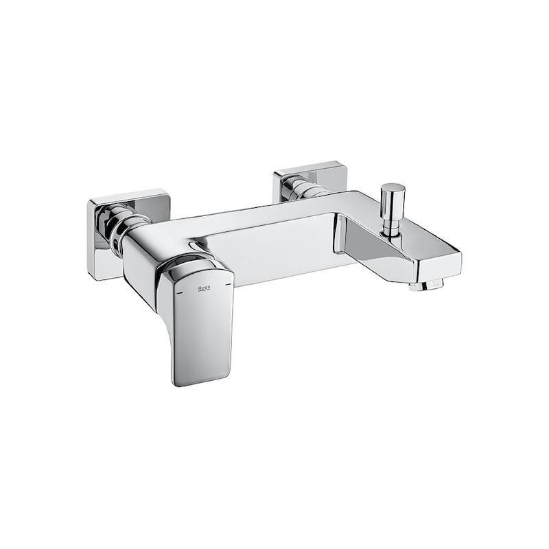 Roca L90 Wall Mounted Bath-Shower Mixer