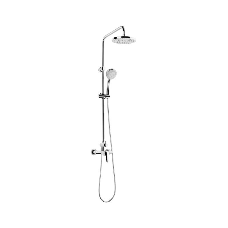 Roca Victoria Pro Single Lever Shower Column