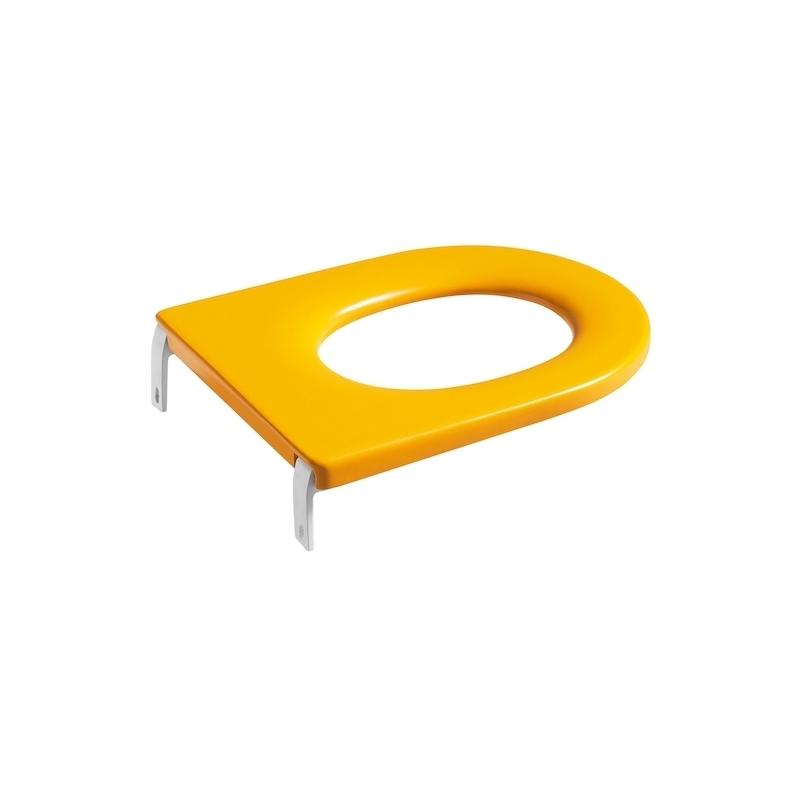 Roca Happening Infant WC Toilet Seat Yellow