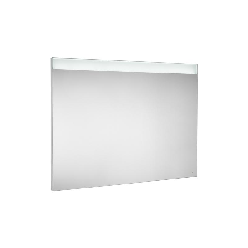 Roca Prisma Comfort Mirror with LED Lighting 1100x800mm