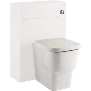 Royo Vitale WC Unit Only Gloss White