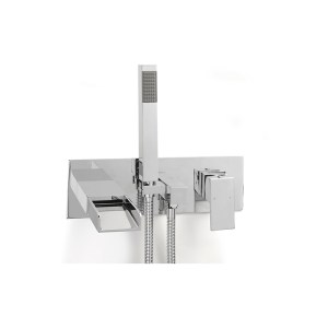 Sagittarius Nice Wall Mounted Bath Shower Mixer