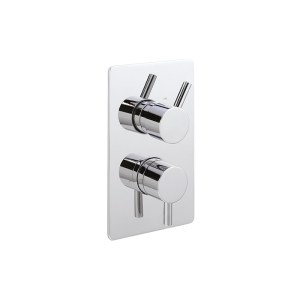 Sagittarius Piazza Concealed Thermostatic Valve (ABS Plate)
