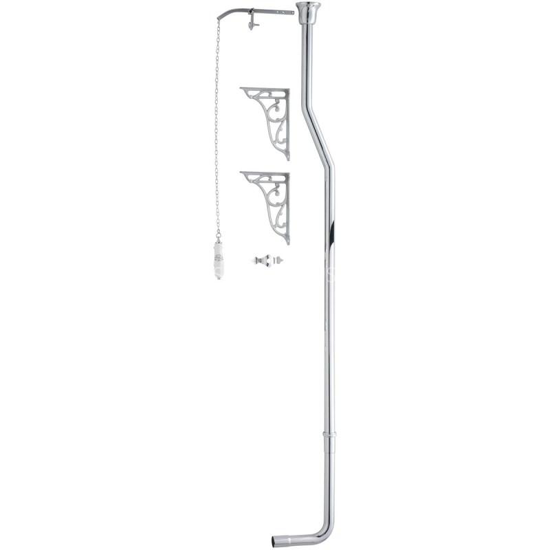 Sagittarius High Level Flush Pipe Kit