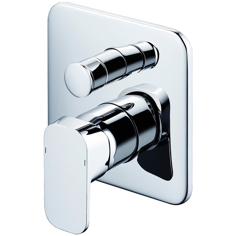Sottini Turano Built-In Shower Mixer with Diverter