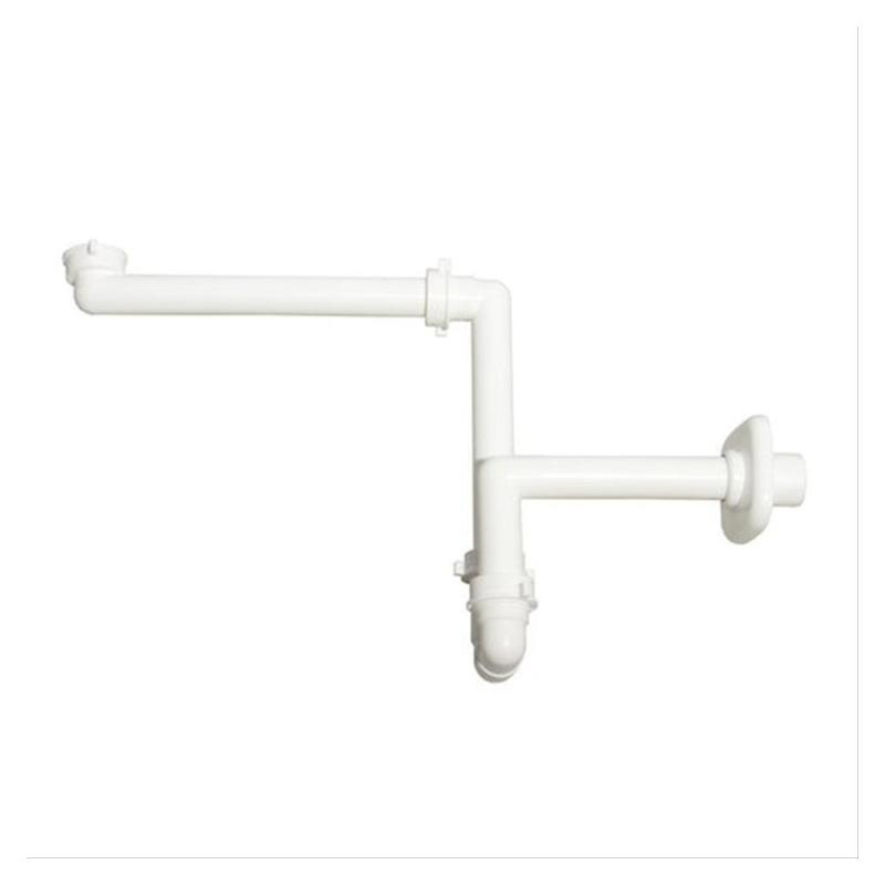 Sottini Universal Space Saving Trap & Waste Pipe Assembly