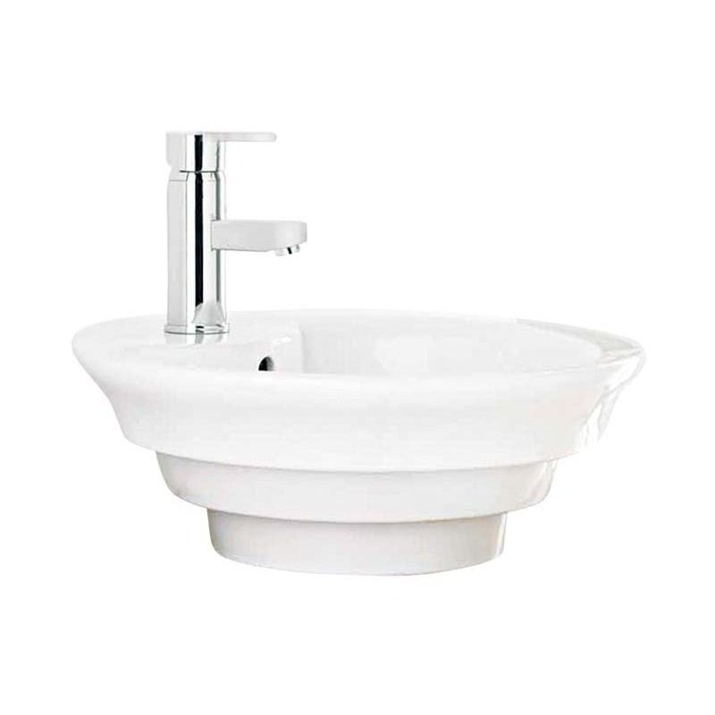 Synergy Amethyst 460mm Round Countertop Basin