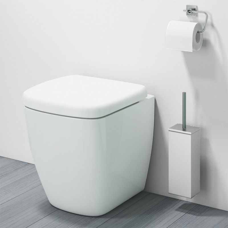 Synergy Venice Back to Wall WC Pan