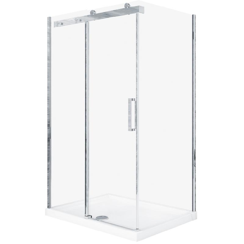 Synergy Vodas 8 Frameless 1200mm Sliding Shower Door