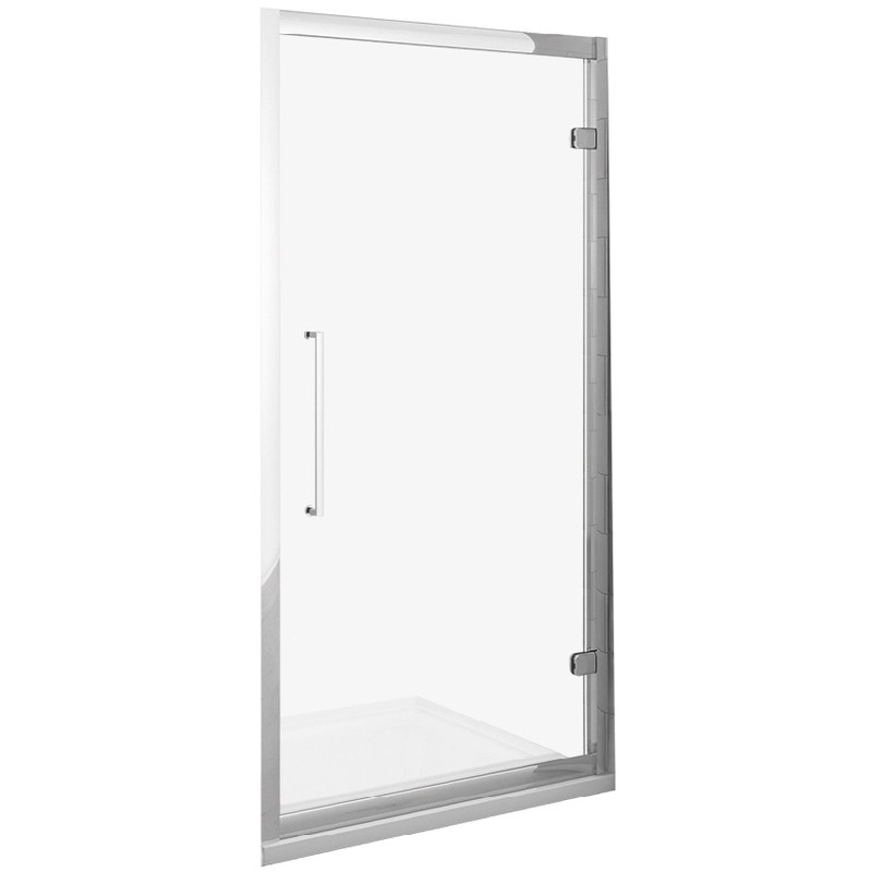 Synergy Vodas 8 Framed 800mm Hinged Shower Door