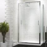 Synergy Vodas 6 1400mm Sliding Shower Door