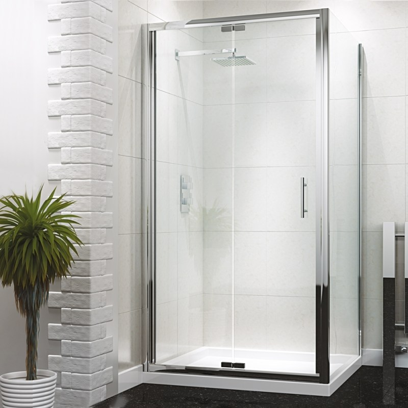 Synergy Vodas 6 900mm Bifold Shower Door
