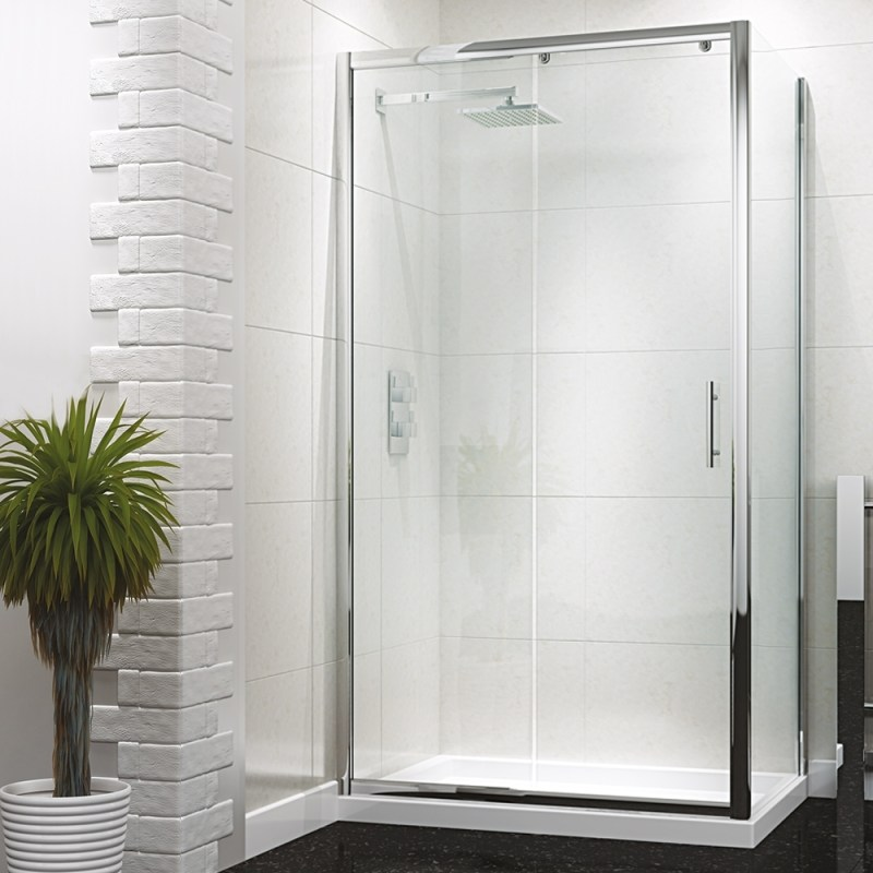 Synergy Vodas 6 1100mm Sliding Shower Door