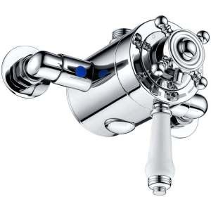 Synergy Henbury Exposed Thermostatic Shower Valve