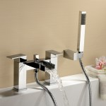 Synergy Tec Studio Z Bath Shower Mixer Tap