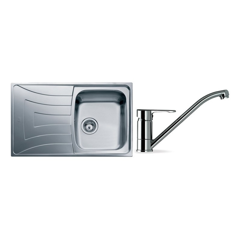 Teka Universo 79 1B Stainless Steel Sink & Single Lever Tap