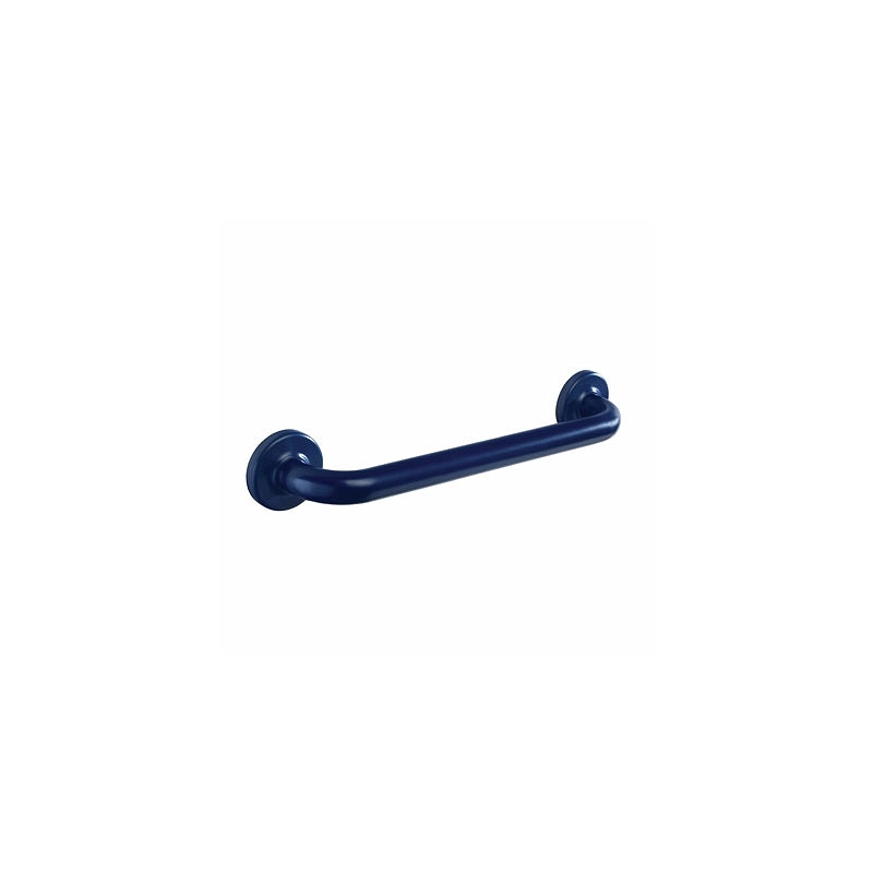 Twyford Avalon Support Grab Rail 450mm Long Blue