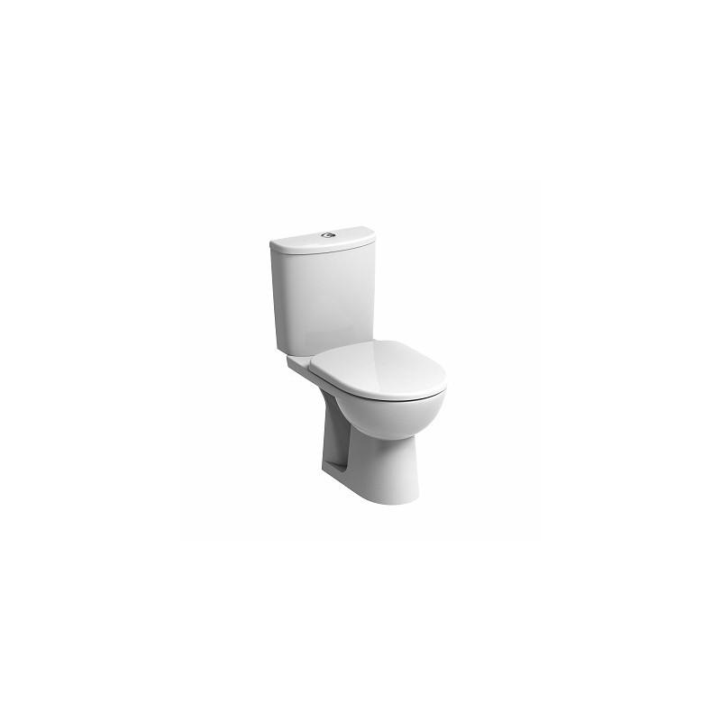 Twyford E100 Round Standard Toilet Pan Bottom Outlet