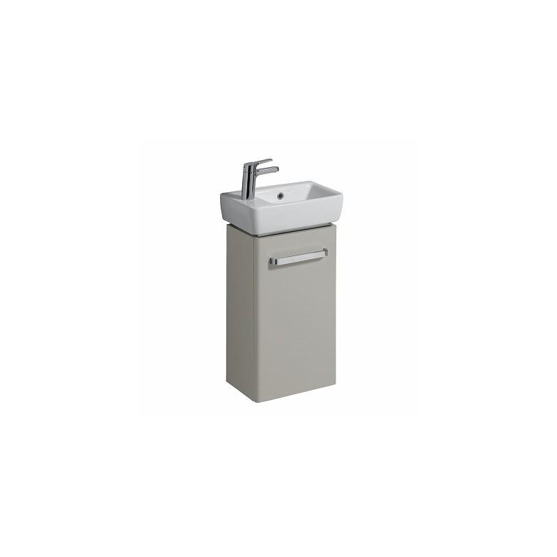 Twyford E200 Vanity Unit for Handrinse Basin 400x250 Grey
