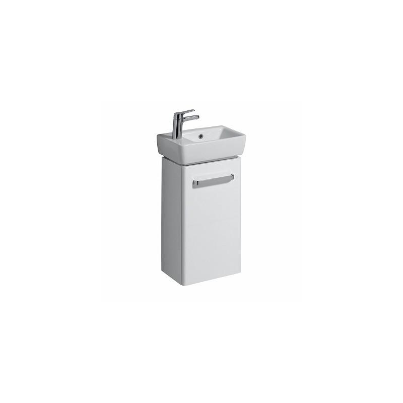 Twyford E200 Vanity Unit for Handrinse Basin 400x250 White