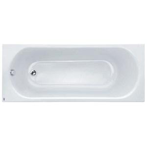 Twyford Opal 1700x700mm Bath No Tap Hole Anti Slip