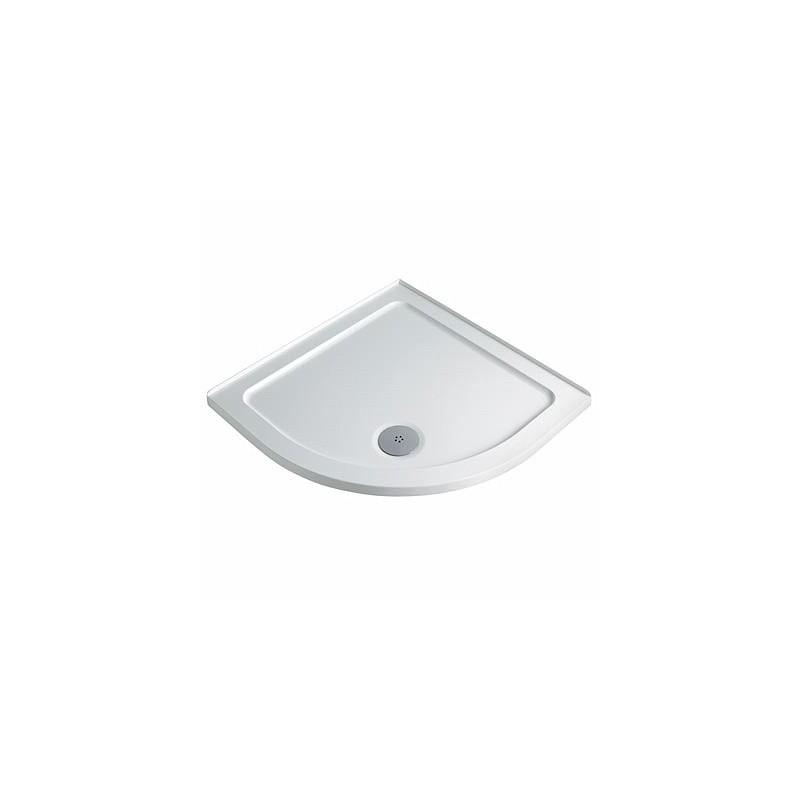 Twyford Shower Tray 900x900 Quadrant Upstand