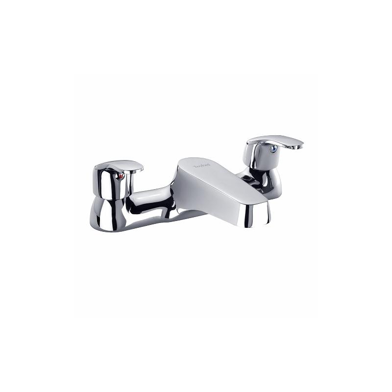 Twyford X52 Low Flow Deck Mounted Bath Filler
