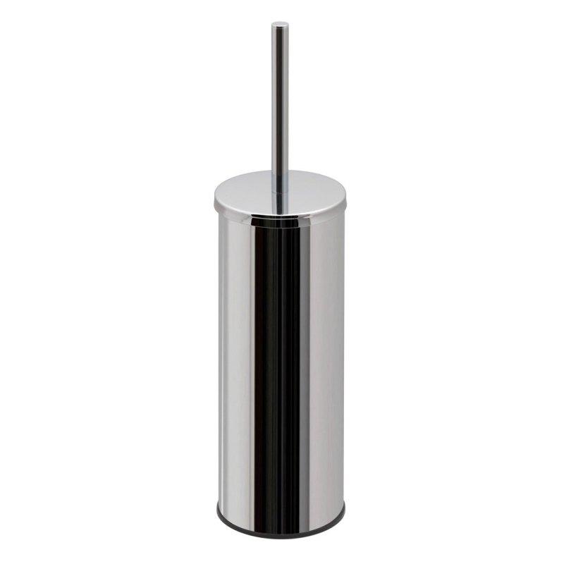 Vado Infinity Toilet Brush & Polished Stainless Steel Holder