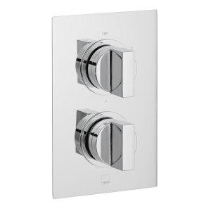 Vado Notion 3 Outlet 2 Handle Thermostatic Valve